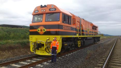Quest 2 - Freight Train Driver | OHS Quest of a Paramedic student.  Love the life you live! | Scoop.it