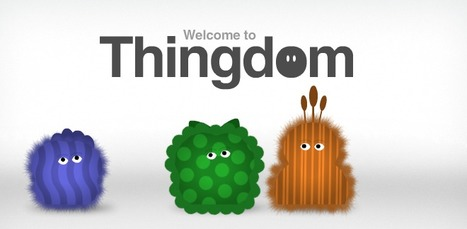 Thingdom | Science Resources - Technology Lessons 4 Teachers | Scoop.it
