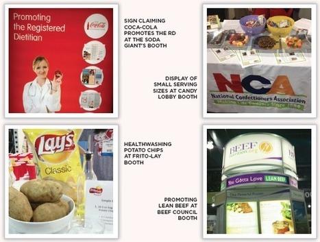 Sponsoring Disease: Junk Food Ties to Nutritional Associations - Greener Ideal | Junk Food - jdb | Scoop.it