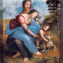 Leonardo nel blu dipinto di blu | Capire l'arte | Scoop.it