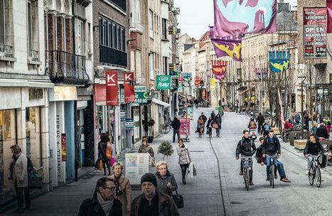 Les centres-villes vont-ils mourir?   Belgian real estate and retail sectors   Scoop.it