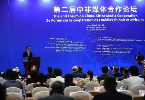 The Second Forum on China-Africa Media cooperation opens, Cai Fuchao delivers speech - CCTV News - CCTV.com English | Film, Television and Radio | Scoop.it