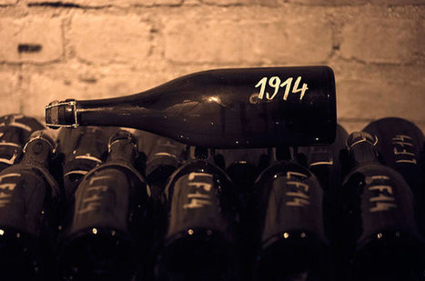 Champagne auction: Sotheby's to sell 'a century of Bollinger' | Vitabella Wine Daily Gossip | Scoop.it