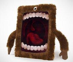 Furry cyclops iPad case is the best iPad case ... | All Geeks | Scoop.it