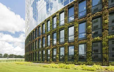 Eneco sustainable headquarters in Rotterdam, Netherlands | PROYECTO ESPACIOS | Scoop.it