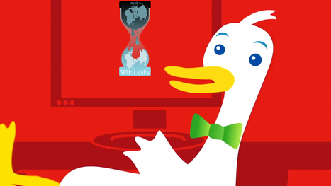 Ya puedes buscar en Wikileaks con DuckDuckGo | #Apps #Softwares & #Gadgets | Scoop.it