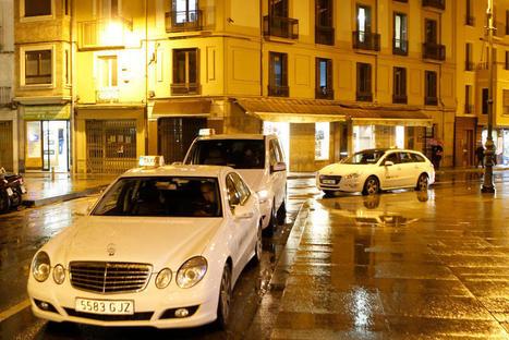 El 68% de los viajes en taxi el fin  de semana es en horario nocturno   Ordenación del Territorio   Scoop.it