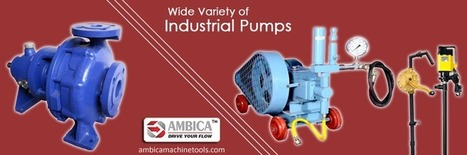 High Quality Centrifugal Pump Manufacturers in India | Buy the Best Pump from Centrifugal Pump Supplier | Scoop.it