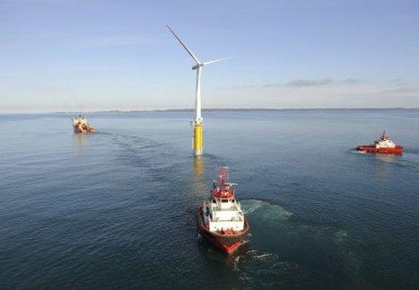 À qui va profiter le business des éoliennes installées en mer ? - Politiques énergétiques - Basta ! | ECONOMIES LOCALES VIVANTES | Scoop.it
