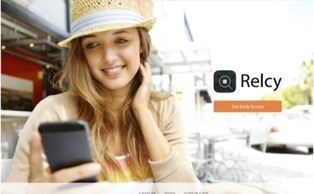 New App-Based Search Engine Startup Relcy Tries to Reset SEO | Marketing | Scoop.it