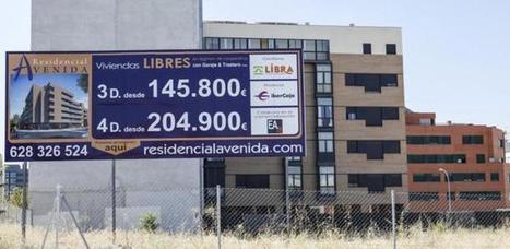 Fomento continúa informando de bajadas en el precio de la vivienda | PROYECTO ESPACIOS | Scoop.it