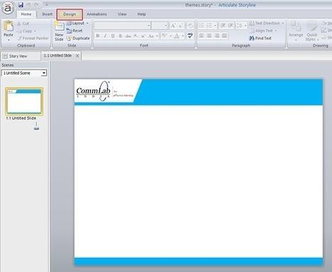 4 Steps to Save Slide Masters in Articulate Storyline and PowerPoint   Οι Νέες Τεχνολογίες στην Εκπαίδευση   Scoop.it