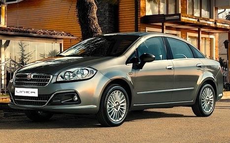 Brasil: El restyling del Fiat Línea se lanza en 2014   AUTOS   Blog   Fiat - Auto del sol   Scoop.it