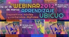 ¡Se viene el Webinar 2012! | Educación, Tecnologías y más... | Scoop.it