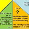 GeogSpace