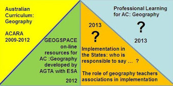Spatialworlds: GeogSpace on the way! | GeogSpace | Scoop.it