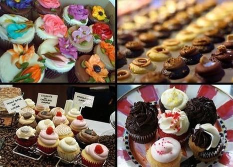 Top 8 Cupcake Shops in NYC {edible art} | New York'Chronics | Scoop.it