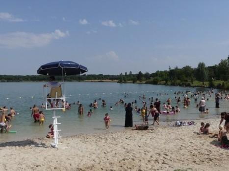 Les Toulousains plébiscitent le lac de La Ramée, deuxième site le plus fréquenté en juillet | Toulouse La Ville Rose | Scoop.it