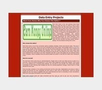 Data Entry Projects - Page 1   Qube Info Solution Pvt. Ltd.   Scoop.it