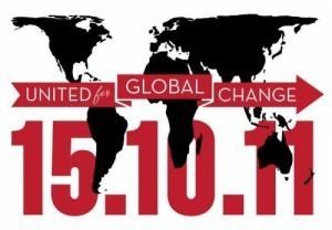 Buon 15 ottobre a tutto il mondo | Lo Spazio della Politica | #15O United for #globalchange | Scoop.it