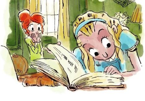 Un canon infantil y juvenil español | Literatura infantil y juvenil | Scoop.it