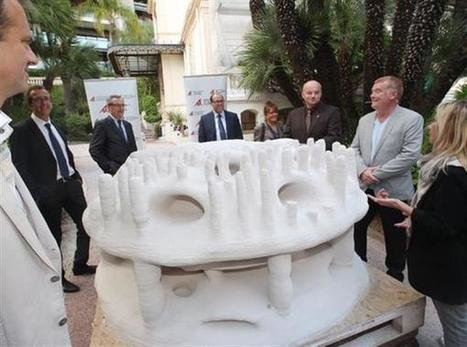 3D printed coral reefs in Monaco help preserve and save marine biodiversity | Digital Design and Manufacturing | Scoop.it