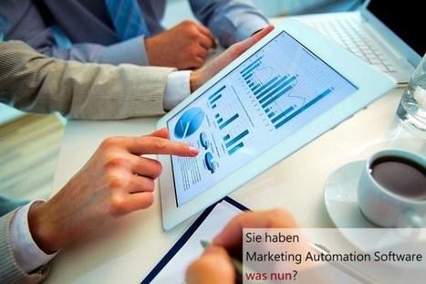 Sie haben Marketing Automatiserung Software, was nun? | PREGA Design Webdesign und Inbound Marketing Agentur | Scoop.it