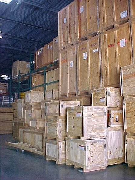 Reliable Wooden Shipping Crates Services | Rigging Services, Machinery Moving, Wooden Crates | Scoop.it