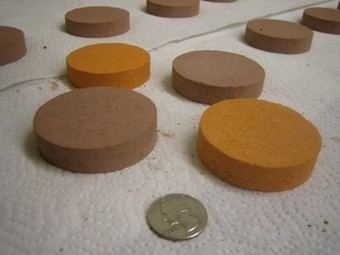 Simple ceramic tablet disinfects drinking water | Five Regions of the Future | Scoop.it
