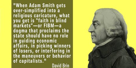 Stop Using Adam Smith and F.A. Hayek to Support Your Political Ideology  | The Economy: Past, Present and Future | Scoop.it