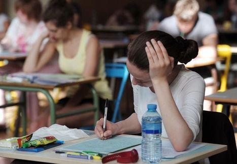 «Le bac est bien le seul moment où la constante macabre disparaît» | L'enseignement dans tous ses états. | Scoop.it