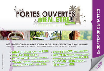 Portes Ouvertes du Bien-Être - Shiatsu - Reflexologie Plantaire - Reiki - Yoga - Nidra - Pranayama ... | Shiatsu | Scoop.it