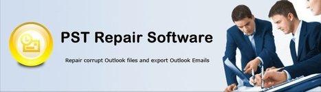 Fixing PST Errors With Stellar Phoenix Outlook PST Repair | Windows Error Support | Windows Errors & Fixes | Scoop.it