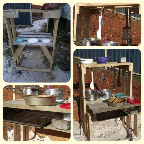 DIY Recycled Pallet Projects for Kids! | Parent Autrement à Tahiti | Scoop.it