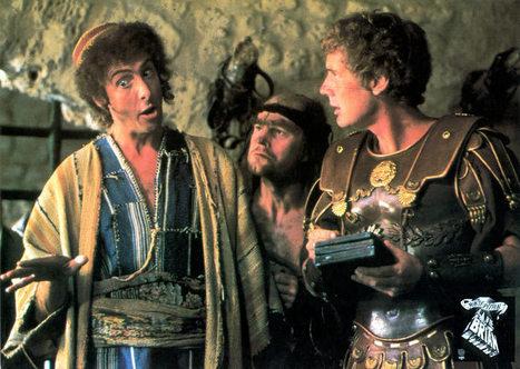 Griegos: 1, Romanos: 0 | LVDVS CHIRONIS 3.0 | Scoop.it