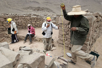 First discoveries from Lima's oldest archaeological site presented | The Archaeology News Network | Kiosque du monde : Amériques | Scoop.it