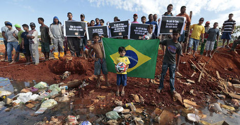 Battling for Brazil's Favelas - Council on Foreign Relations | brasil | Scoop.it