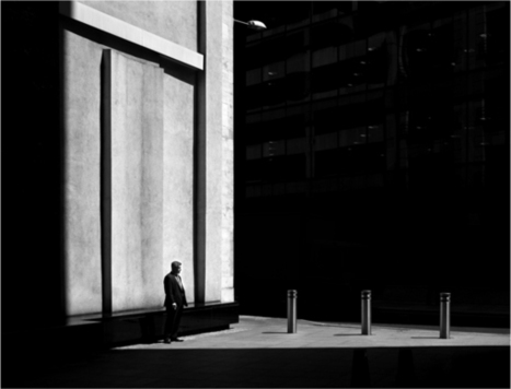 Dramatic Black and White Photos of Solitary Moments in Photo Series 'Man on Earth' | ExposureGuide.com | Creative Photography | Scoop.it