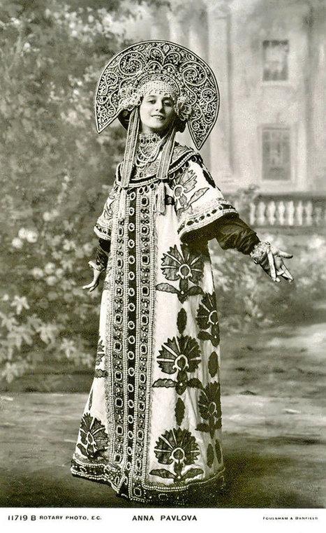 20 cartes postales illustrent la beauté des femmes des années 1900 et 1910 | The Blog's Revue by OlivierSC | Scoop.it