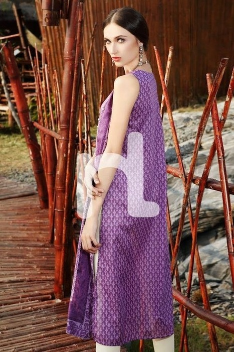 Exclusive Summer Wear Dresses For Young Girls By Nishat From 2014 | Women Fashion | Women fashion | Scoop.it
