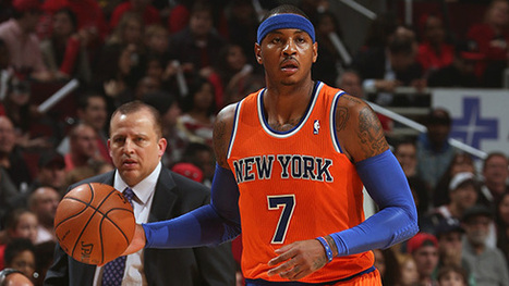 Tear Down To Build Up With Carmelo? Shaky Strategy For Him, Suitors « Hang Time Blog with Sekou Smith | NBA.com | NBA News | Scoop.it