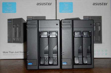 Dossier : Asustor AS5002T et Asustor AS5102T | Autour de... Sam | Nas et réseaux | Scoop.it
