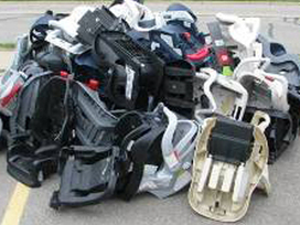 Carseat Recycling Event to be Held in Wis. Rapids - WSAW | Car Seat | Scoop.it