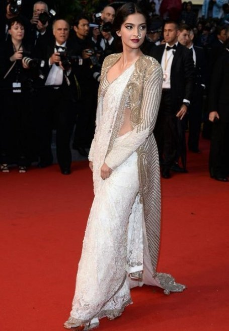 Sonam Kapoor: 2013 Cannes Opening Ceremony Look | Red Carpet Fashion | Scoop.it