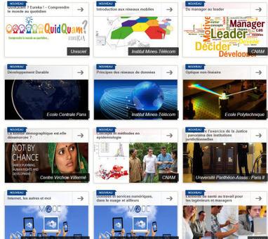 MOOC : déjà 35 000 inscrits dans les écoles virtuelles françaises   MOOCs : acteurs et spécificités francophones   Scoop.it