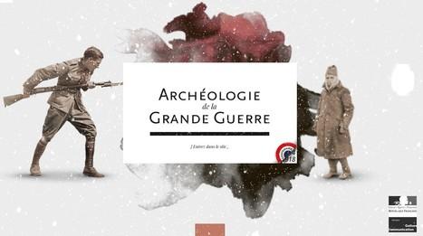 Archéologie de la Grande Guerre - Culture.fr   Nos Racines   Scoop.it
