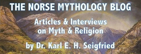 The Norse Mythology Blog: Classes   Articles & Interviews on Myth & Relgion   Myth and Story   Scoop.it