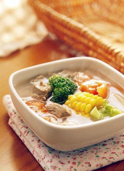 Canh thịt bò nấu rau củ vừa ngon vừa bổ dưỡng   Nội trợ   Scoop.it