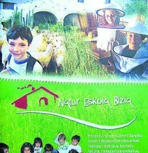 Baserria Natur Eskola Bizian Urola Garaiko hiru baserriek hartzen dute parte | Euskal baserria, etnografia, bizimodua eta tradizioa | Scoop.it
