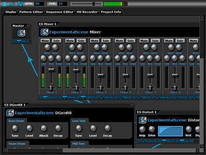 Les logiciels qu'il ne fallait pas manquer cette semaine (FBackup, DarkWave Studio...) | Créer des rythmes et des mélodies en toute liberté sur le Web | Scoop.it